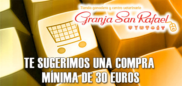 Compra Mínima 30 euros